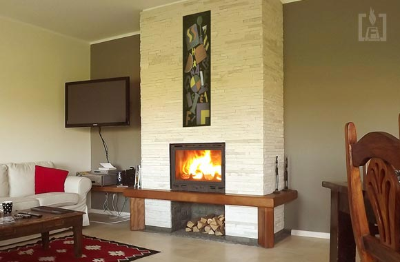 Fireplaces and Tile Stoves